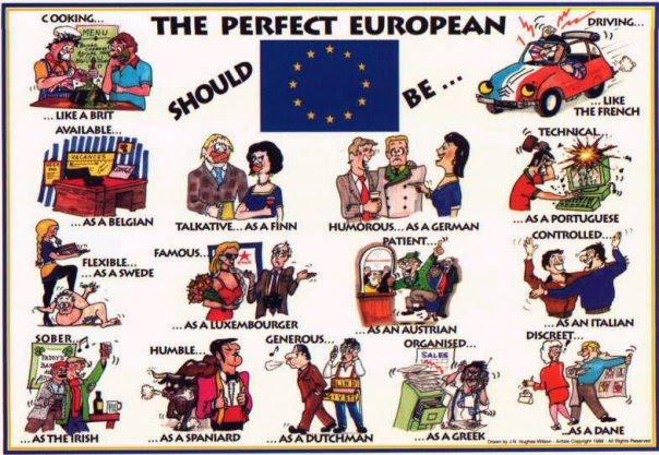 The Perfect European