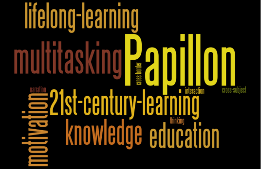 papillon-wordle-logo