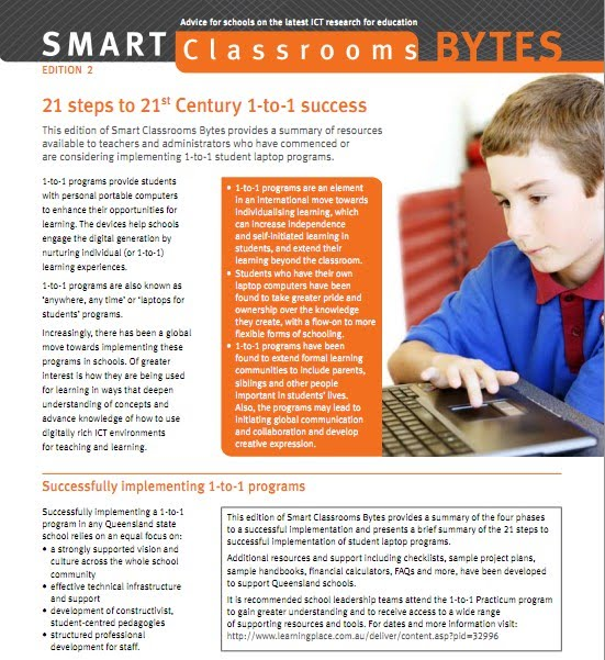 SMART Classrooms BYTES