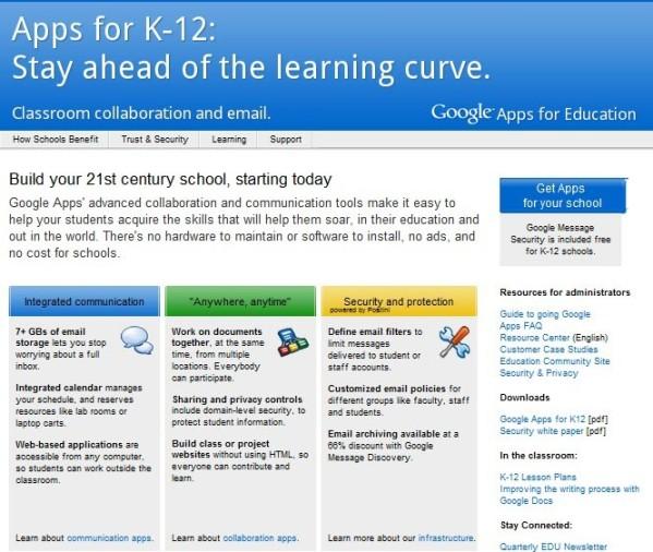 Apps for K-12