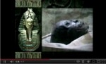 King Tut's face revealed