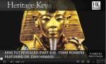 King Tut - The Robbing of King Tut's Tomb