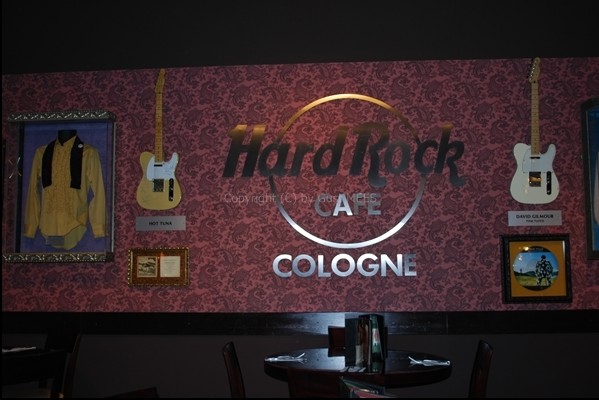 Hard Rock Café Cologne (Köln) 2011