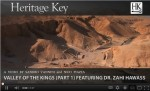 Dr. Hawass in the Valley of the Kings: part 1/2