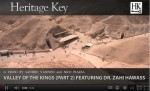 Dr. Hawass in the Valley of the Kings: part 2/2
