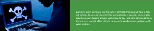 PANDA Security Report April-June 2012