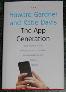 The App Generation-Howard GARDNER