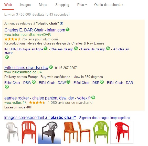 """Search results: """"plastic chair"""""""