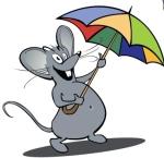 Mausi-parapluie
