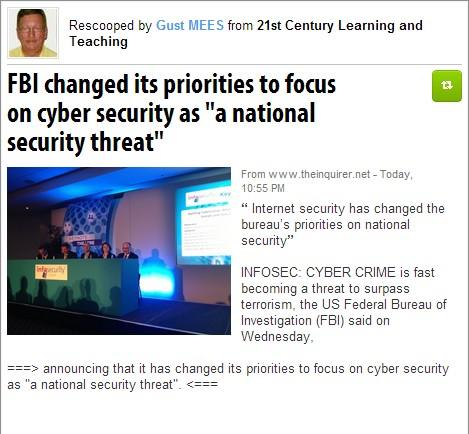 FBI-US-Cybersecurity is National Priority