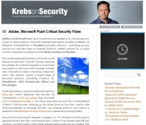 Brian KREBS Blog