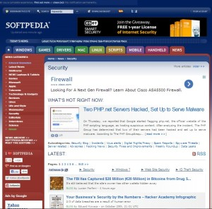 Softpedia Security News Blog