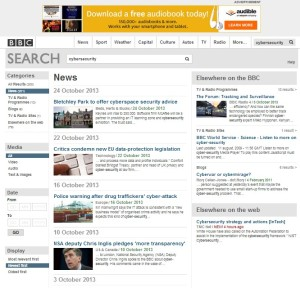 BBC Cybersecurity News