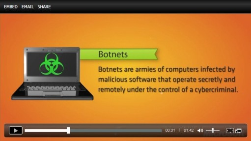 Video-Botnets
