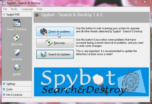 Spybot Search & Destroy 2