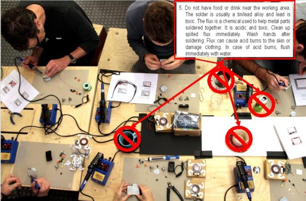 DOS and DON'TS SOLDERING