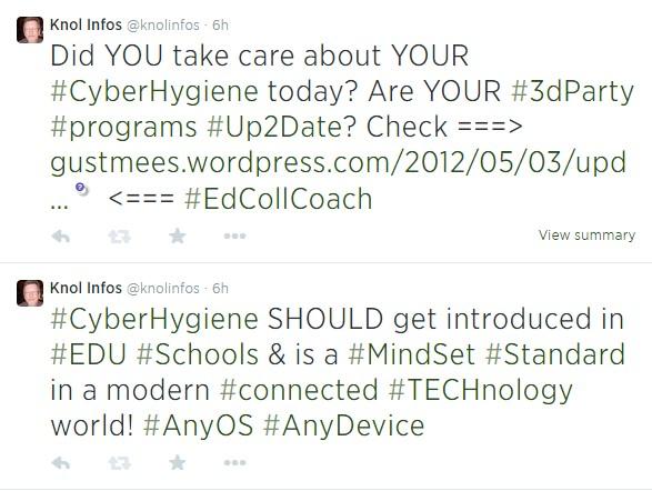 Twitter CyberHygiene-2