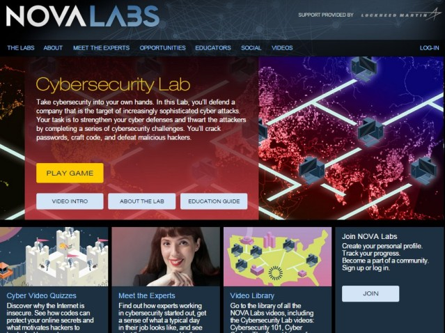 VOVALABS CyberSecurity Game