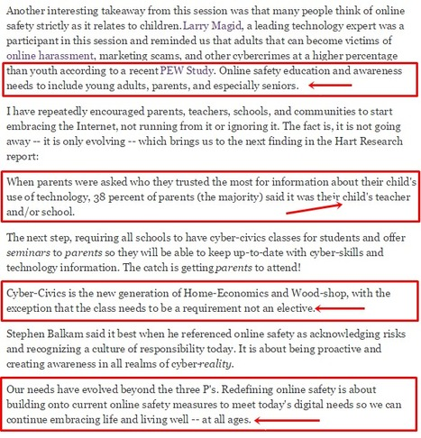 Online Safety Redefined