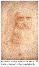 Autodidacts-Leonardo Da Vinci