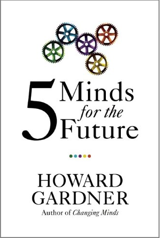 Howard GARDNER book-Five Minds For The Future