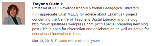 Recommendation-Gust MEES-LinkedIn