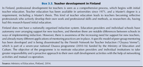TEACHERS-Professional Development-Finland-2014