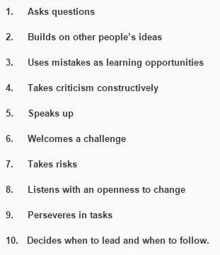 Ten Disciplines Of A Learner