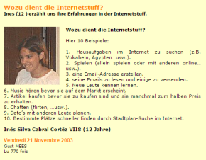 Internetstuff-Andragogy-Ines-2003-Youth