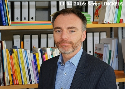 Serge LINCKELS (SCRIPT/LUXEMBOURG/EDUCATION)
