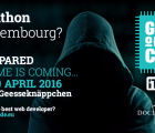 HACKATHON LUXEMBOURG-2016