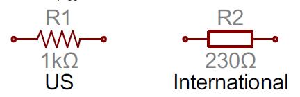 resistor-symbols