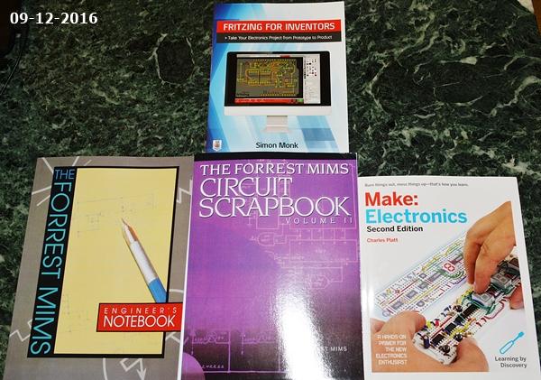 Maker-Electronics-Books-English