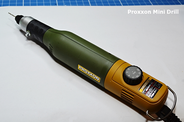 PROXXON Mini Drill