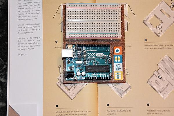Arduino-Assembling