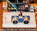 Arduino-Ultrasonic-Sensor