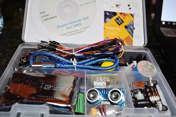 Elegoo-Super Starter-Kit for Arduino UNO R3