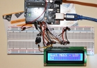 Arduino-Change of code for LCD-Display