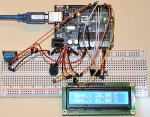 First Steps with the Arduino-UNO R3 | Maker, MakerED, Coding | Super Starter Kit UNO R3 Project | LCD and SensorsProject