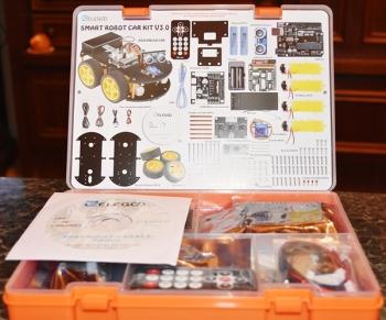 Elegoo Smart Robot Car Kit for Arduino