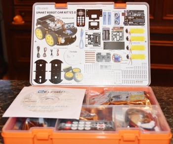 Elegoo Smart Robot Car Kit for Arduino