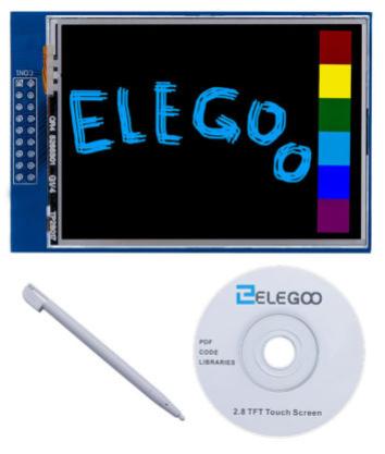 Elegoo-2.8 TFT