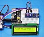 Office Notification-I2C-LCD1602