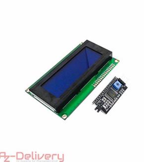 LCD2004-I2C