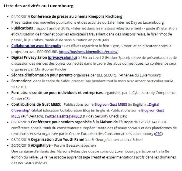 sid2019-activities-luxembourg-gust mees
