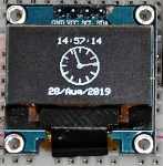First Steps with the Arduino-UNO and NANO | Maker, MakerED, MakerSpaces, Coding | Analog-Digital Clock using Arduino NANO + RTC DS3231 + 0.96 inch 128X64 I2COLED