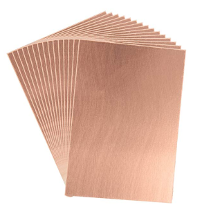 Single-sided Copper-Epoxy plate