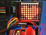 First Steps with the Arduino-UNO R3 and NANO | Maker, MakerED, Maker-Spaces, Coding | Valentine's Day is around: GET creative with an LED Matrix and an Arduino!
