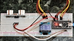 Social Distancing Monitor, Arduino NANO and I2C OLED Display | Maker, MakerED, Maker Spaces, Coding