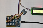 Grove Beginner Kit for Arduino | SEEEDSTUDIO | The BREAKOUT | GROVE Pressure Sensor BME280 on Normal LCD1602 I2C Display | First Steps with the Arduino-UNO R3 and NANO | Maker, MakerED, Maker Spaces, Coding
